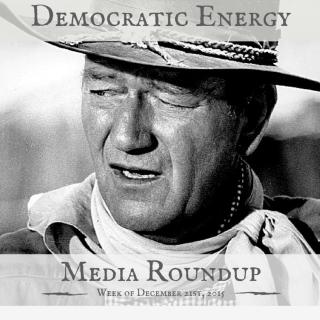 Democratic Energy Media Roundup (4)
