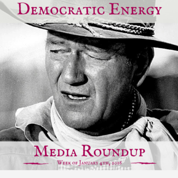 Democratic Energy Media Roundup – week of January 4, 2016