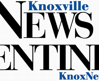 Knoxville-news-sentinel logo