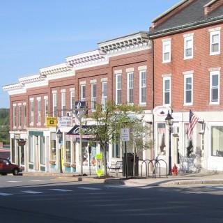Photo: Main Street.