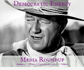 Democratic Energy Media Roundup 2.1.16