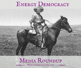 Energy Democracy Media Roundup 2.15.2016