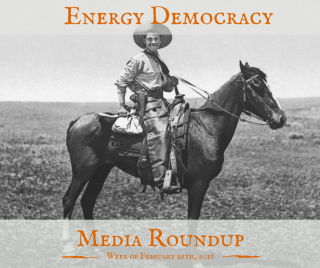 Democratic Energy Media Roundup 2.29.2016