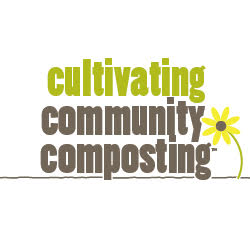 cultivating Community composting logo CCC