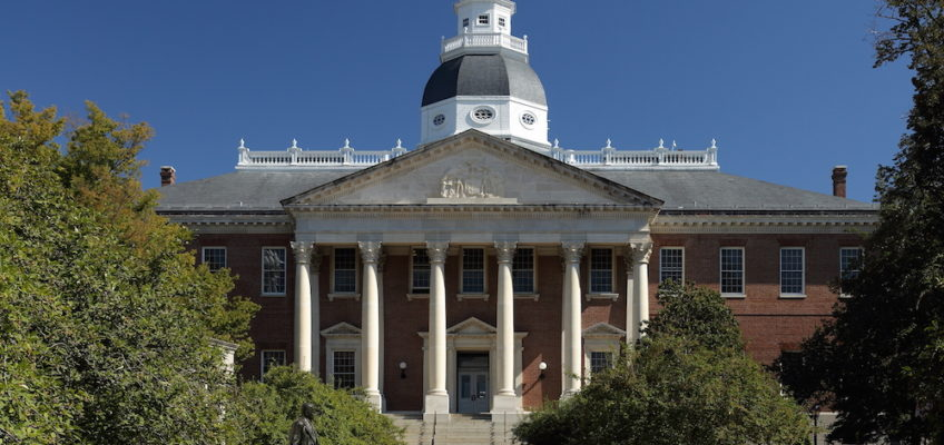 MD Bill Introduced That Names ILSR to State Task Force
