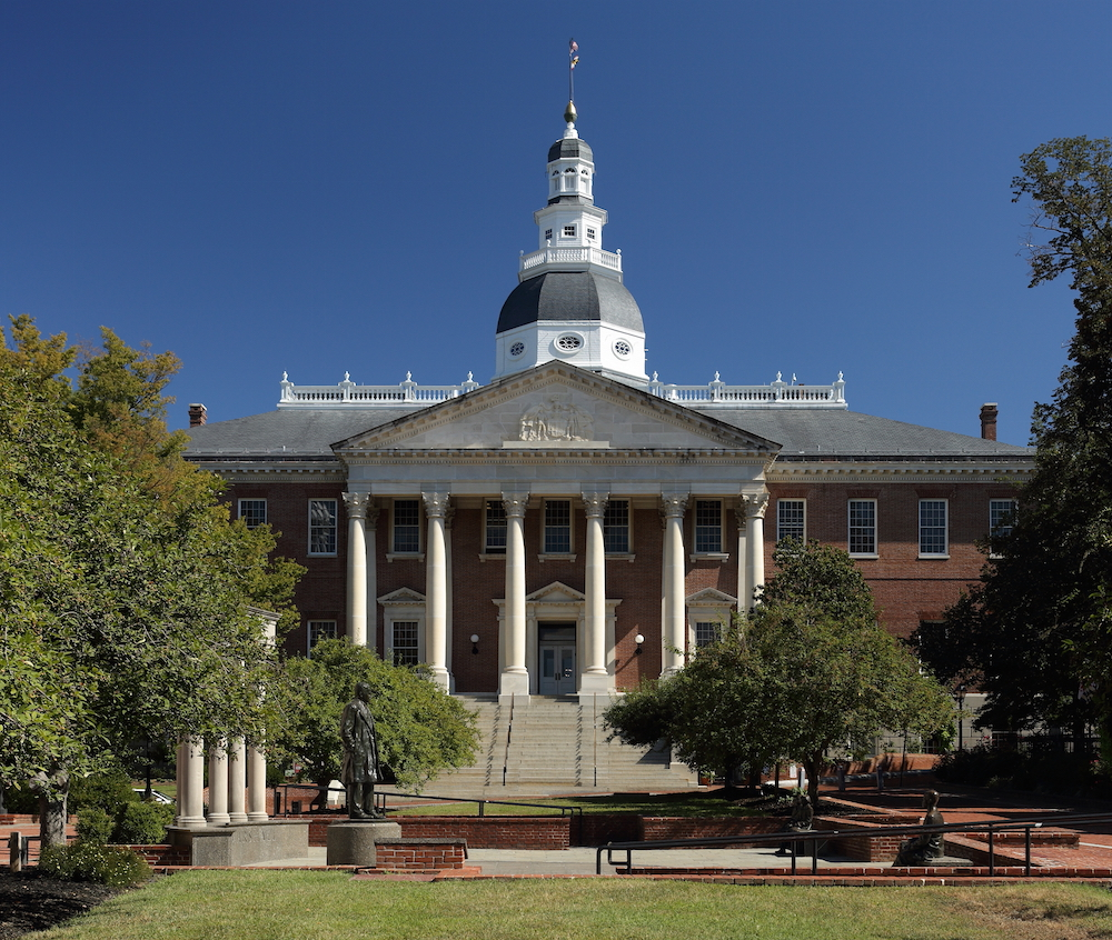 Maryland Bill To Increase Food Recovery Infrastructure