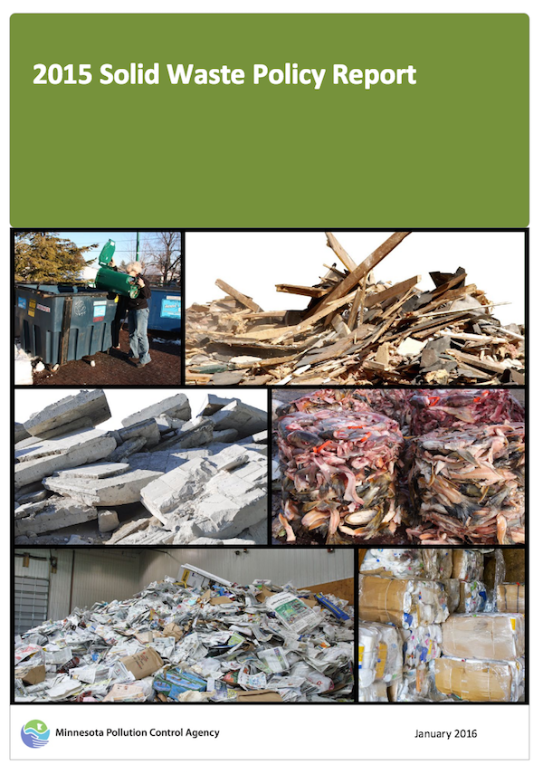 Minnesota Report Underscores Potent Recycling Industry in the State