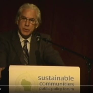 Watch: Sustainable Communities and Local Self-Reliance