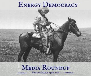 Democratic Energy Media Roundup March 14