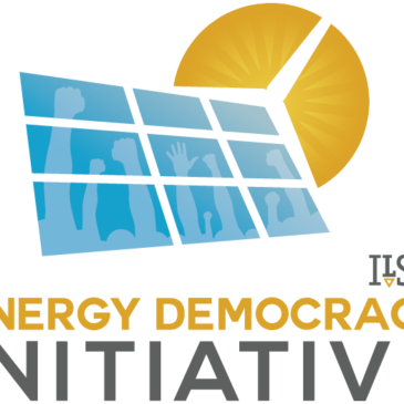 A New Logo, and a Definition of Energy Democracy