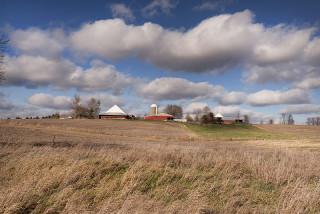 Rural Farmland in America