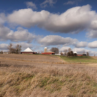 Rural Farmland in America