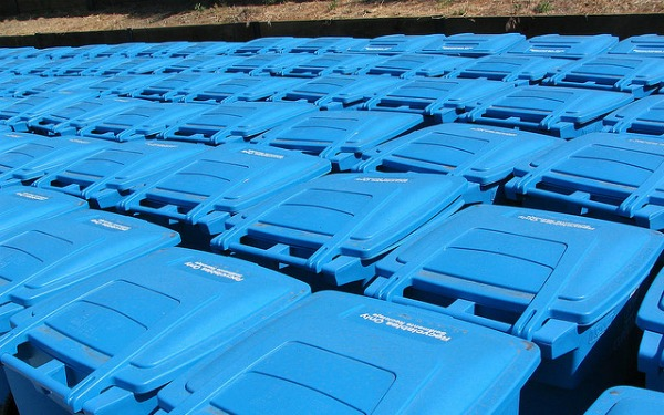 Is Recycling Stagnating? The Case of Los Angeles