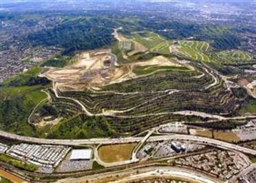 Puente Hills Landfill (Closed to All Waste Except Clean Dirt)