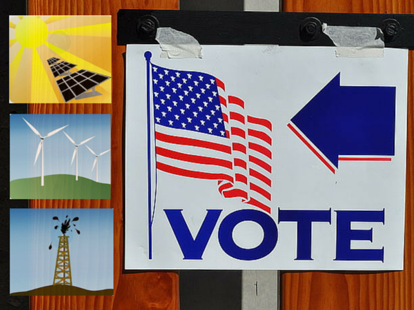 2016 Election – Energy Policies at the Ballot