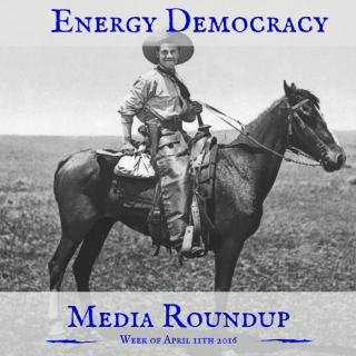 Energy Democracy Media Roundup - April 11