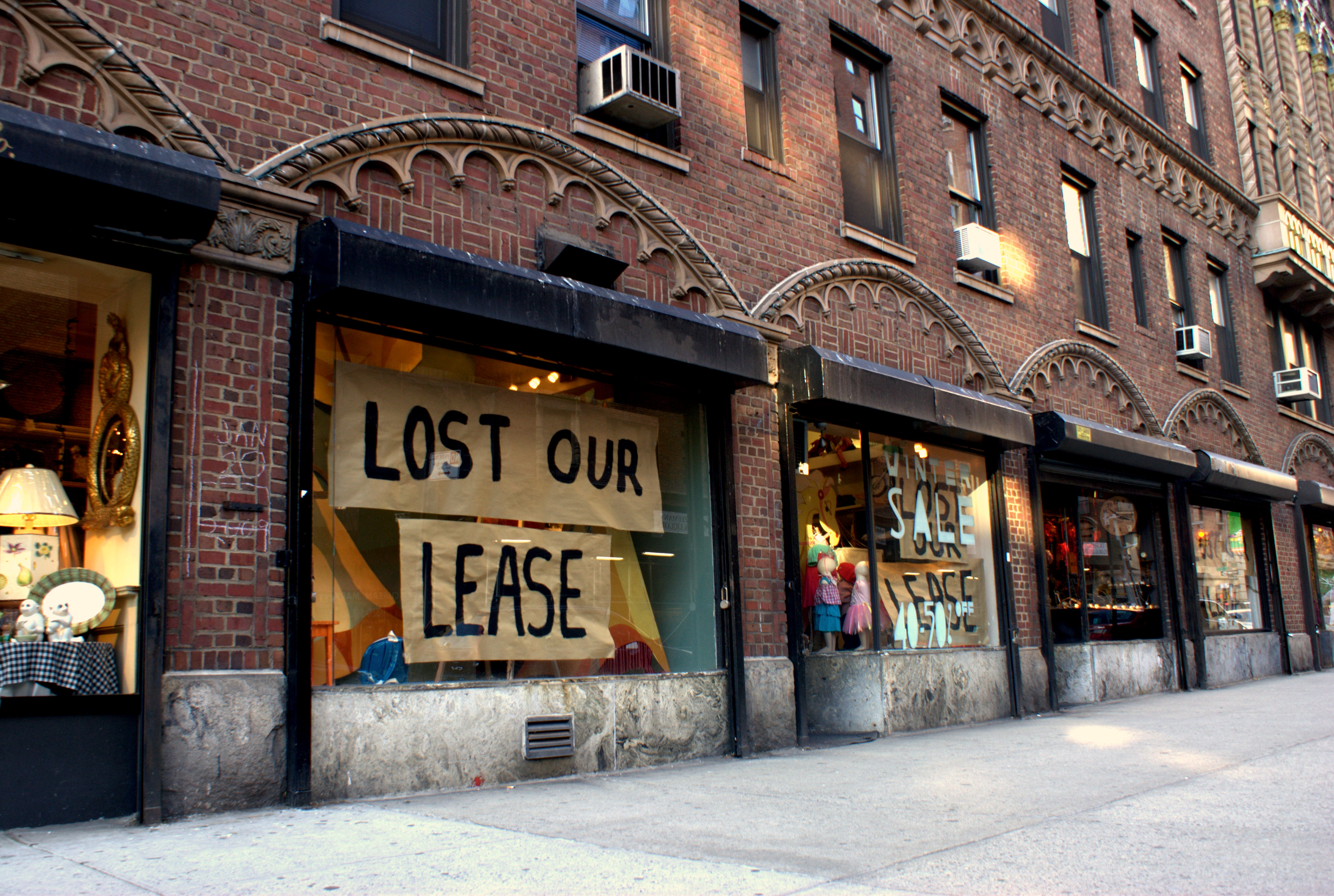Lost Lease