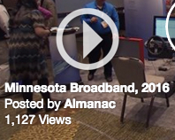 Minnesota Broadband image TPT Almanac at the Capitol feature image with play arrow