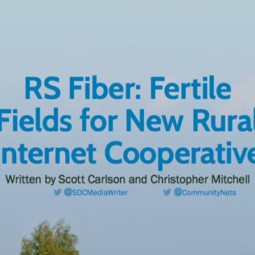 RS Fiber: Fertile Fields for new Rural Internet Cooperative