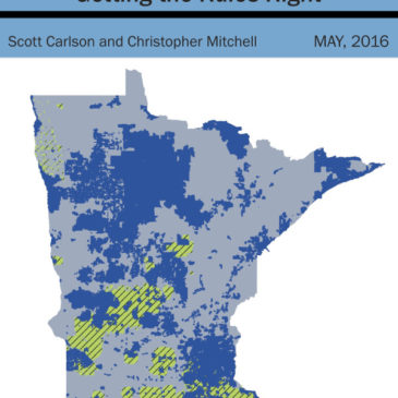 Minnesota's Broadband Grant Program: Getting the Rules Right