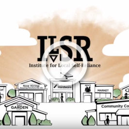 Press Release: ILSR Celebrates 42 Years