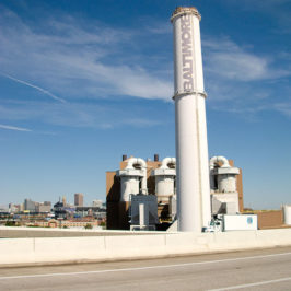 Maryland Moving to Cut Emissions from BRESCO Trash Incinerator