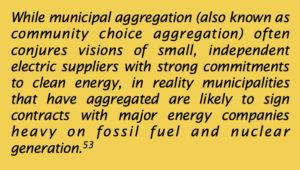 municipal aggregation