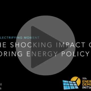 Video: The Shocking Impact of Boring Energy Policy – CommonBound 2016 Conference