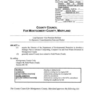 MoCo compost bill page1