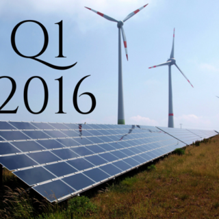 Distributed Generation Under Fire Q1 2016