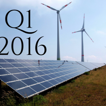 Distributed Generation Under Fire (Q1 2016)