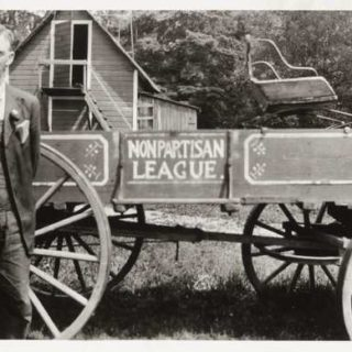 nonpartisan league wagon