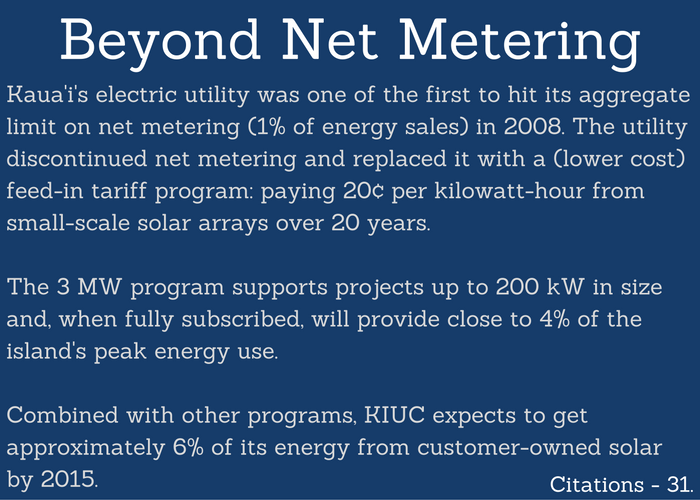 Beyond Net Metering Text Box