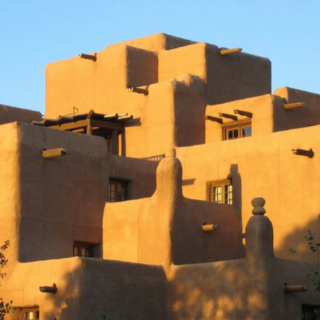Santa Fe, New Mexico - Hotel