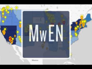 MwEN Community power map