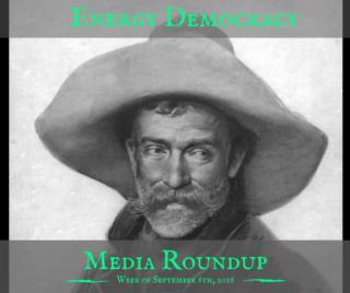 Energy Democracy Media Roundup