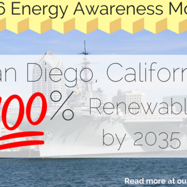 San Diego Sets Vision, Vets Options for 100% Renewables