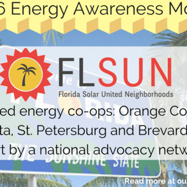 In Florida's Fight for Renewables, New Co-op Network Eyes Solar