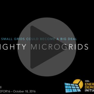 Mighty Microgrids Presentation
