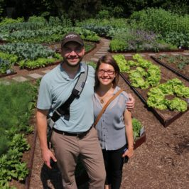 Vote for the White House Kitchen Garden