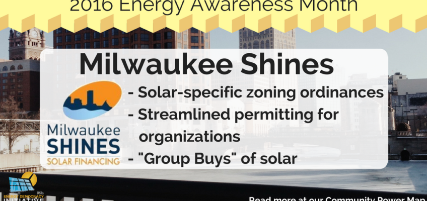 Short-Sighted Utility Stymies Solar in Milwaukee