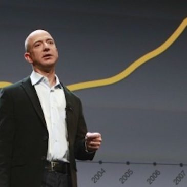 Photo: Jeff Bezos of Amazon