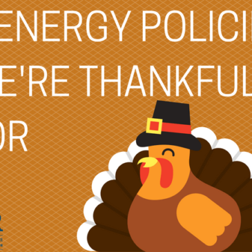 Amid Murky Energy Outlook, Some Reasons To Be Thankful [Infographic]