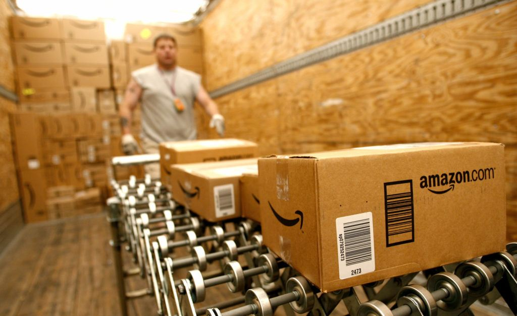 Report: Amazon's Stranglehold: How the Company's Tightening