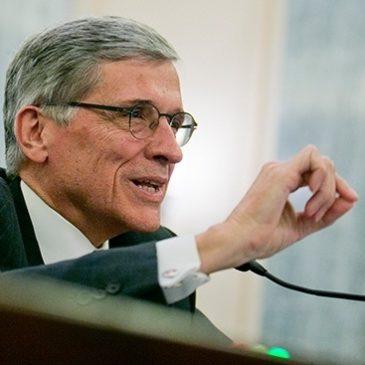 FCC Chairman Tom Wheeler To Depart Jan. 20, 2017
