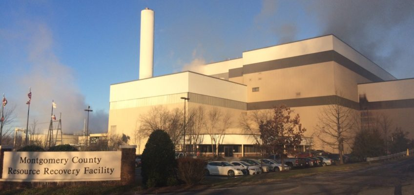 Fires at Dickerson Garbage Incinerator Cause for Concern