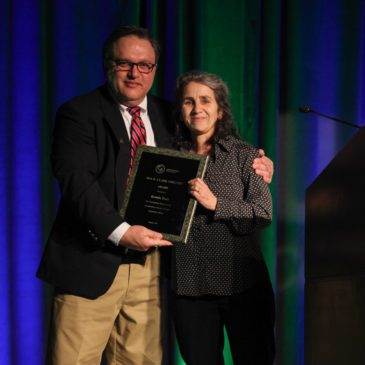 Press Release: Brenda Platt Receives Major Composting Award for Grassroots Advocacy
