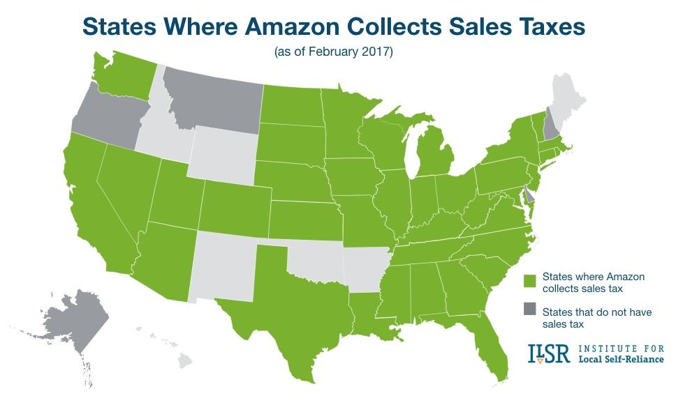 Press Release Questions Grow About Amazons Impact on US Economy