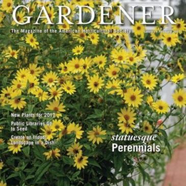 Gardener's Notebook Special: Compost For A Cause