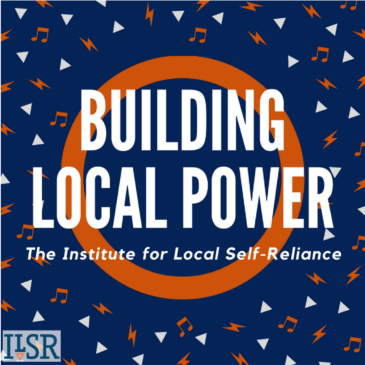 Electric Vehicles Use Local Power to Cut Pollution and Driving Costs – Episode 29 of the Building Local Power Podcast